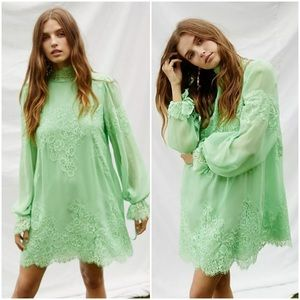 Hot as Hell Queen 4 a Day Dress - Mojito